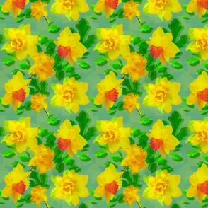 Daffodils © Gingezel™ 2014