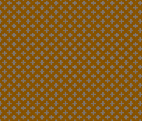 burlap_plus_small fabric by holli_zollinger on Spoonflower - custom fabric