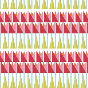 spring_floral_cheater_quilt_block_border