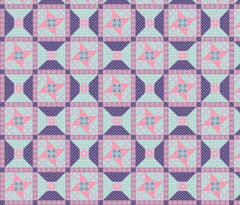 Rrrwinding_cotton_spring_floral_pink_quilt_shop_preview