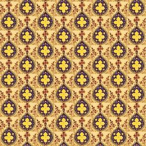 Vestry Floor