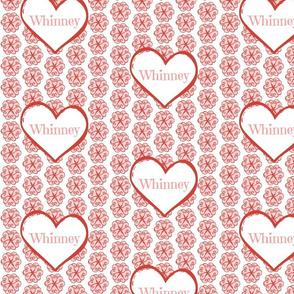 Petal Hearts Pink