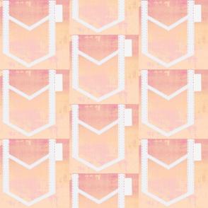 Jean Pockets Pink