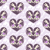 Sweet Bunny Love Lavender