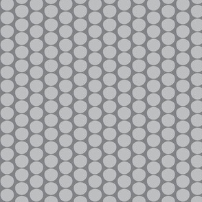 wobbley dot in gray