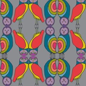 skinny owls