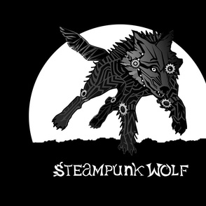 Steampunk Wolf on FQs