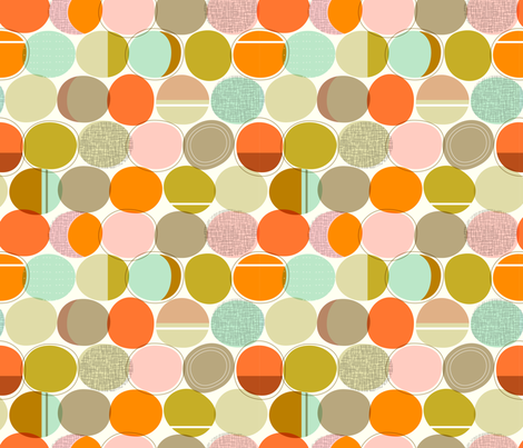 Stone Soup fabric by nadiahassan on Spoonflower - custom fabric