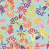 field of tulip _ seamless_multi