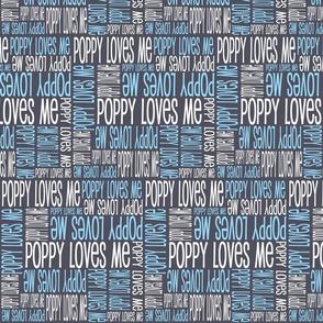 aniseedbluewhitePoppyLovesMe
