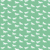 Unicorn Stampede Peppermint