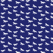 Unicorn Stampede Navy