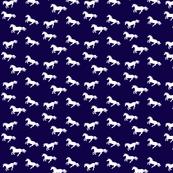 Unicorn Stampede Indigo