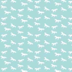 Unicorn Stampede Sky