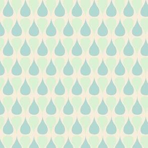 April raindrops