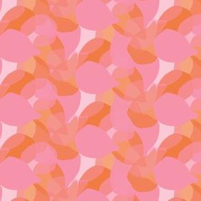 April tulip petals