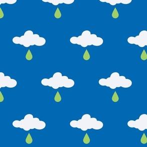 howdy cloudy rain lime-ch