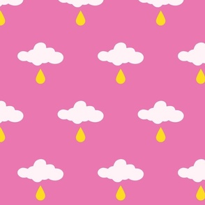 howdy cloudy rain yellow-ch