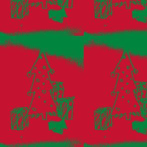Merry Christmas (Gift Wrap)