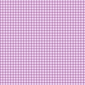 Purple graph paper