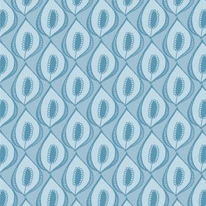 Aqua Lily
