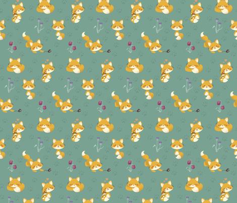 Fox family