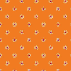Sari Flowers