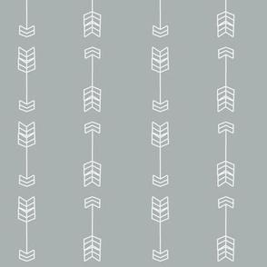 Bold arrows Grey