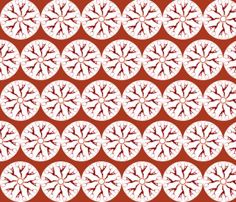 Stork Scissors fabric by dkdemott on Spoonflower - custom fabric