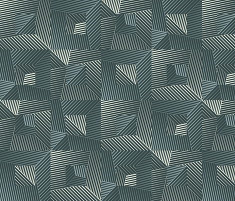 geometric texture fabric by cepera on Spoonflower - custom fabric