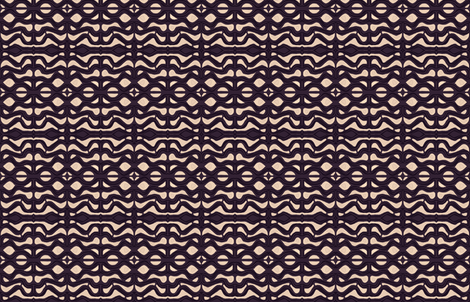 A-maze_III fabric by skcreations,_llc on Spoonflower - custom fabric