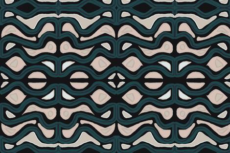 A-maze_IV fabric by skcreations,_llc on Spoonflower - custom fabric