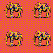 elephant_chevron