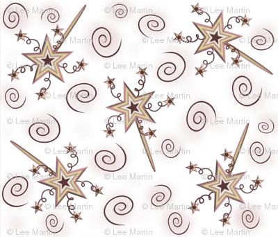 Starry Magic Wands