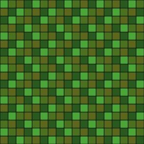 Forest Moss Mosaic