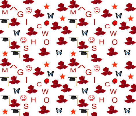 Magic_show4 fabric by ruthjohanna on Spoonflower - custom fabric