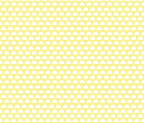 Yellow Hedgehogs