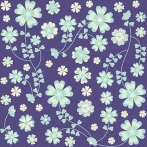 Spring Violet Mint