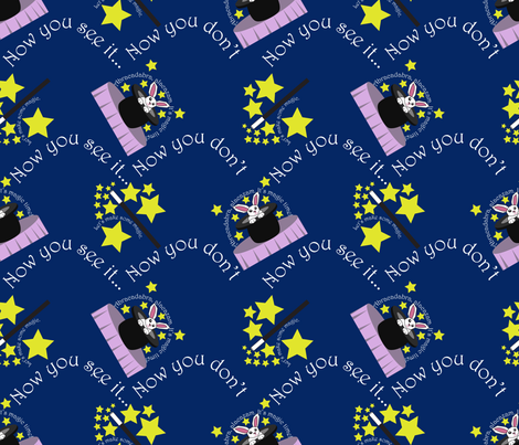 Makin' Magic fabric by brandymiller on Spoonflower - custom fabric