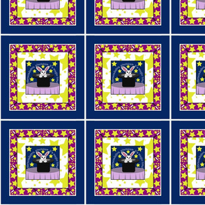 Magic Show Quilt Block