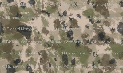 WWI Battlefield Trench Camo