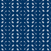 Arrow Mirrored Navy