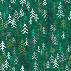 Solitude (dark green)