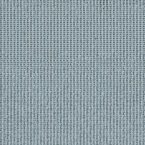 Number Error blue