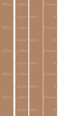 Taupe Stripe