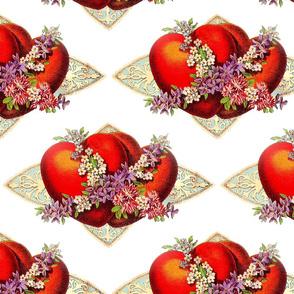 Vintage Valentine Hearts
