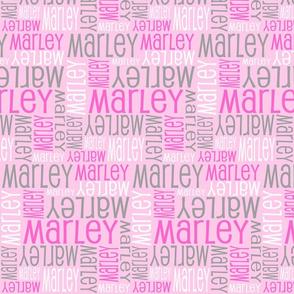 pinkwhitegreyMarley