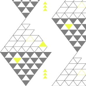 TriangleDiamond_grey_and_yellow