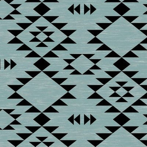Navajo -Teal