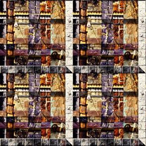 Urban Fragments Handwoven #1 - Ver 4